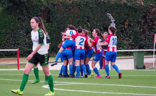 Triplete de victorias asturianas en Segunda