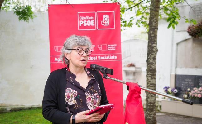 Ana González dice que el informe de la estación intermodal estará listo en 2020
