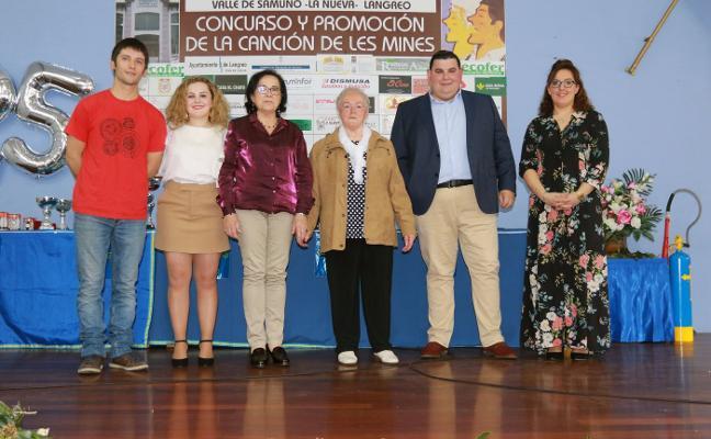 Liliana Castañón y Álvaro Fernández Conde ganan el concurso de La Nueva