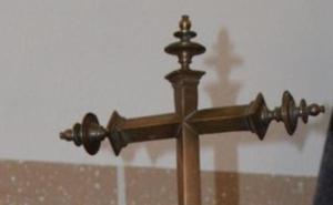 Zardaín recupera una pila bautismal con más de 800 años de antigüedad