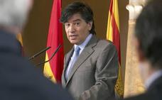 Javier Lambán se ofrece a acoger a Carlos López-Otín en Aragón