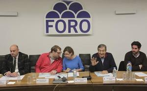 Pumares, Leal, Fernández, Tejada e Illán acompañan a Moriyón en los primeros puestos de la lista autonómica de Foro
