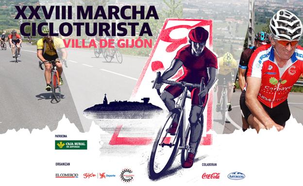Vuelve la Marcha Cicloturista Villa de Gijón