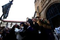 Procesión del Silencio, en Oviedo