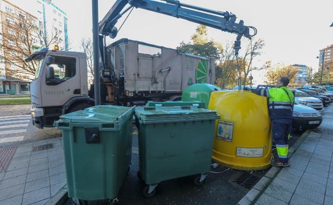 La cantidad de residuos depositados en el contenedor marrón crece un 175% en un año