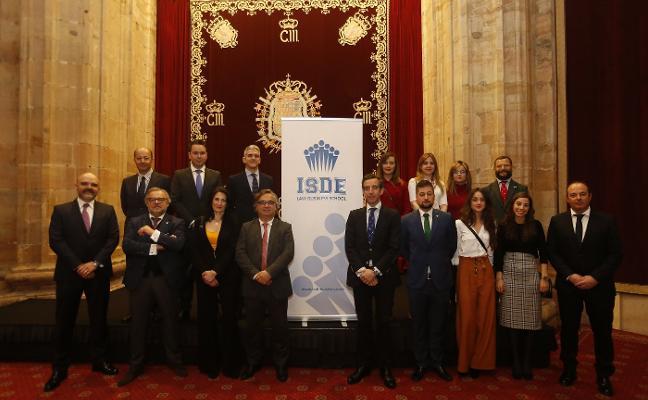 El colegio de Derecho Internacional ISDE tendrá una nueva sede en Uría