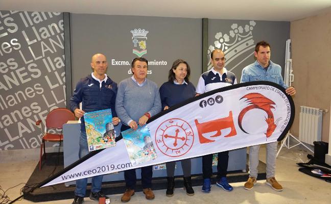 Más de 1.700 personas tomarán Llanes por el Campeonato de Orientación
