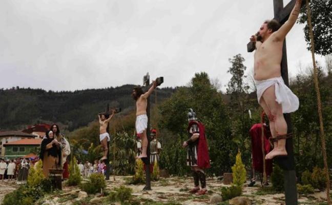 Mañana arranca la Semana Santa piloñesa con el pregón de Manuel Jesús Fernández