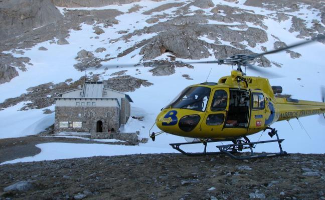 Los montañeros piden crear más zonas de aterrizaje de helicópteros en Picos