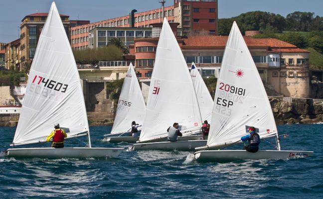 Ordóñez y Pelayo vencen en el Trofeo de Santa Catalina