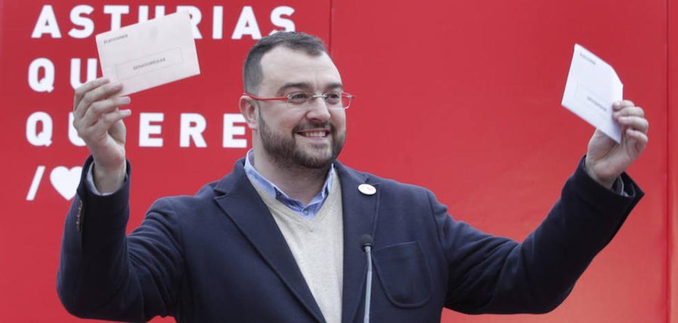 Barbón pide votar al PSOE como «necesidad de Estado» para frenar a la extrema derecha