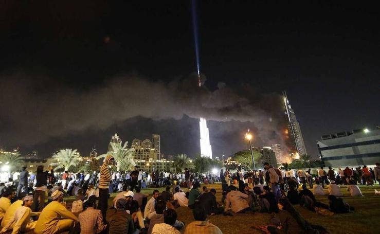 Incendios en edificios importantes del mundo