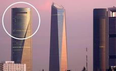 Desalojan Torre Espacio, en Madrid, por una amenaza de bomba que resultó falsa