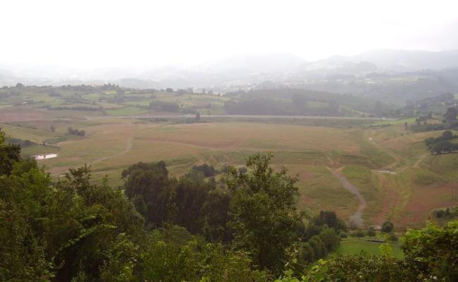 Villaviciosa construirá un polígono agroforestal en los terrenos de Cazanes