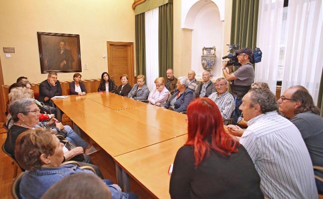 El Ayuntamiento reclama la paralización «inmediata» de los desahucios en La Camocha