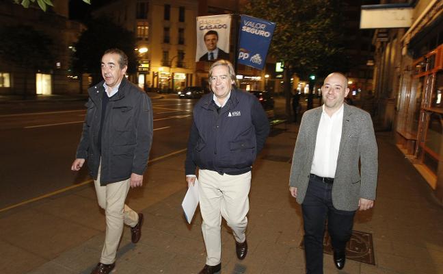 López-Asenjo hace valer su lista en una tensa reunión del comité electoral