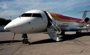 Air Nostrum busca en Oviedo tripulantes de cabina