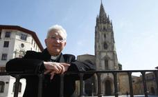 «Es difícil que pase algo así en la Catedral de Oviedo»