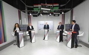 Sigue en directo el debate de los candidatos asturianos al Senado