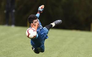 Real Oviedo | Champagne: «El que se caiga mentalmente va a ser el que no alcance el objetivo, ahí va a estar la clave»