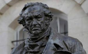 Oscuro y Lucientes, la historia de la muerte de Goya