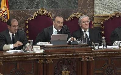Marchena abronca a las defensas: «El sentimiento piadoso o no de la Policía no tiene trascendencia jurídica»
