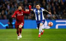 El Liverpool tira de eficacia en Do Dragao