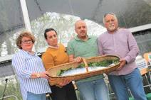 El restaurante Casa Pedro, de San Juan de Parres se hace con el campanu del Sella por 7.100 euros