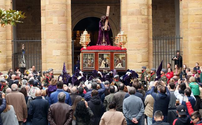 La procesión del encuentro