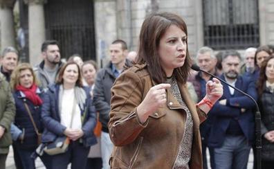 Adriana Lastra apuesta por un turismo «sostenible económica, social y medioambientalmente»