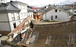 Se derrumba el techo de una discoteca de Tapia de Casariego