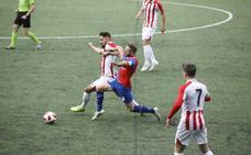 El Langreo sufre la pegada del Bilbao Athletic