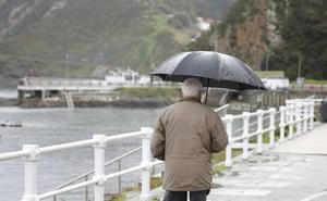 Asturias esquiva la peor parte de la borrasca
