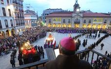 El Santo Encuentro, una saeta popular