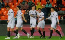 El Valencia confirma su candidatura continental