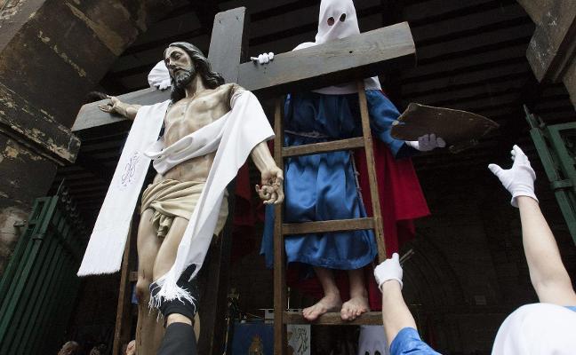 Tres procesiones para cerrar los actos religiosos el viernes y el sábado