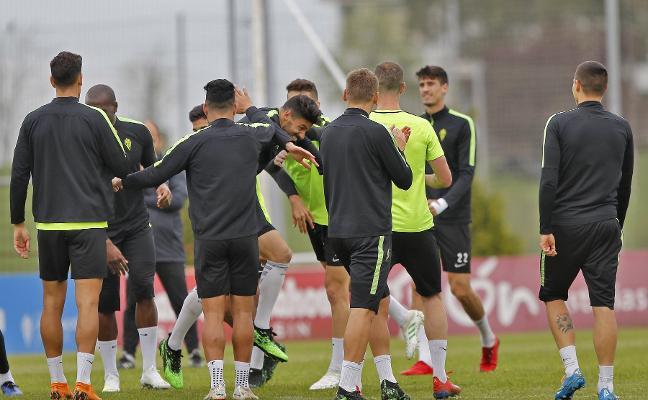 Sporting | José Alberto: «El Nástic se juega la vida, pero nosotros también nos la jugamos»