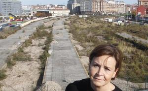 Moriyón: «Queremos que el plan de vías sitúe a Gijón a la altura de ciudades de vanguardia»