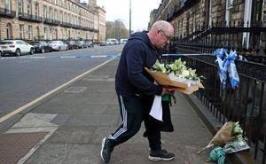 Muere tiroteado en Edimburgo el actor de 'T2: Trainspotting' Bradley Welsh