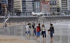 Asturias, a un nivel de ocupación como en verano