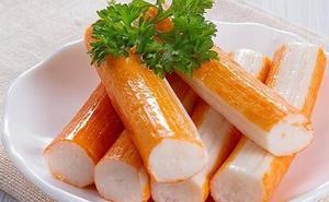 La alerta de Sanidad sobre las delicias de cangrejo