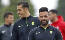 El Sporting no quiere perder la sonrisa