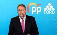 Isidro Martínez Oblanca dice que los trabajadores y resto de partidos fuerzan a Sánchez a no usar RTVE como su cortijo