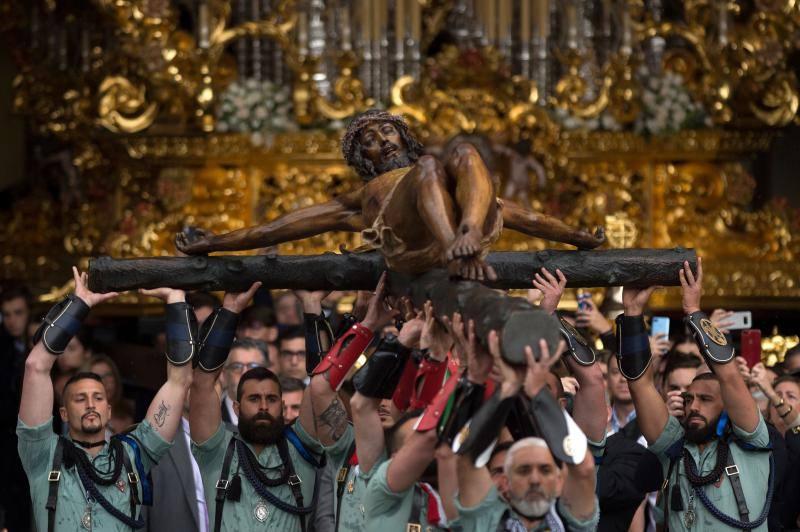 Las mejores imágenes que deja la Semana Santa