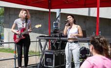 El Vibrafest triunfa en Lugones