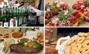 Consulta las próximas citas gastronómicas en Asturias