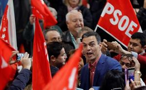 Sánchez aprieta al votante de Podemos en vísperas de sus dos debates electorales
