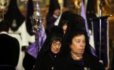 Procesión de la Soledad en Oviedo