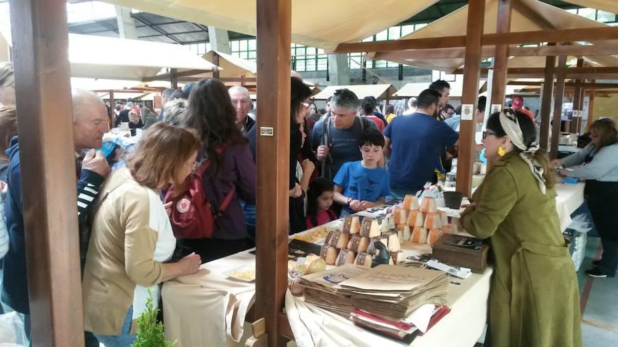 XXIV Feria del Queso y Productos Locales de Taramundi
