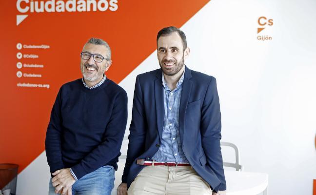 Ciudadanos presenta una lista integrada por «profesionales que viven y trabajan en Gijón»